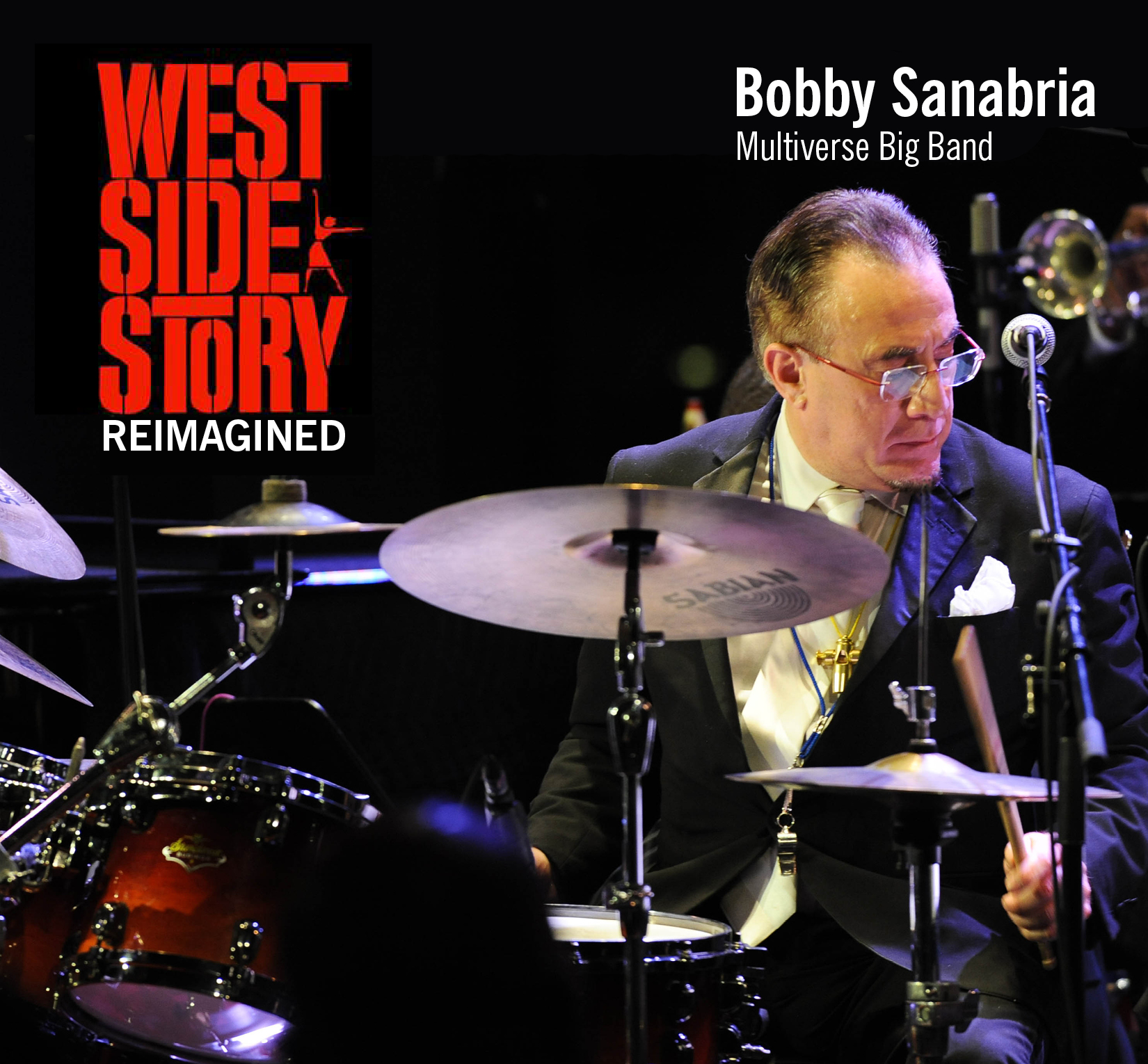 "Bobby Sanabria's ""West Side Story Reimagined"" nominated for a GRAMMY® for Best Latin Jazz record"